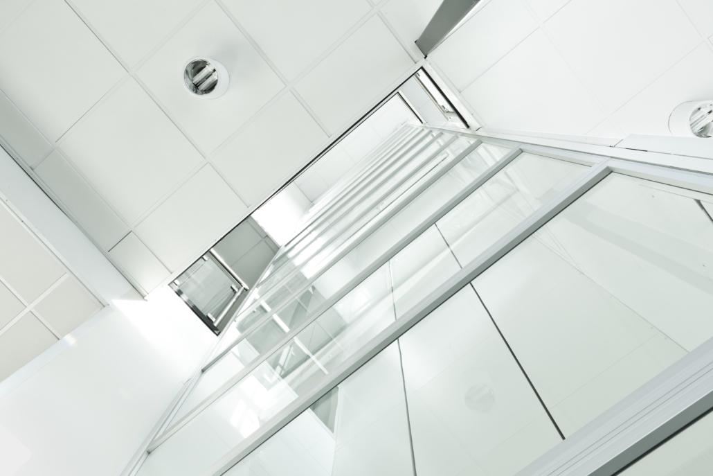 Aritco 6000 Barrierefrei Glasschacht