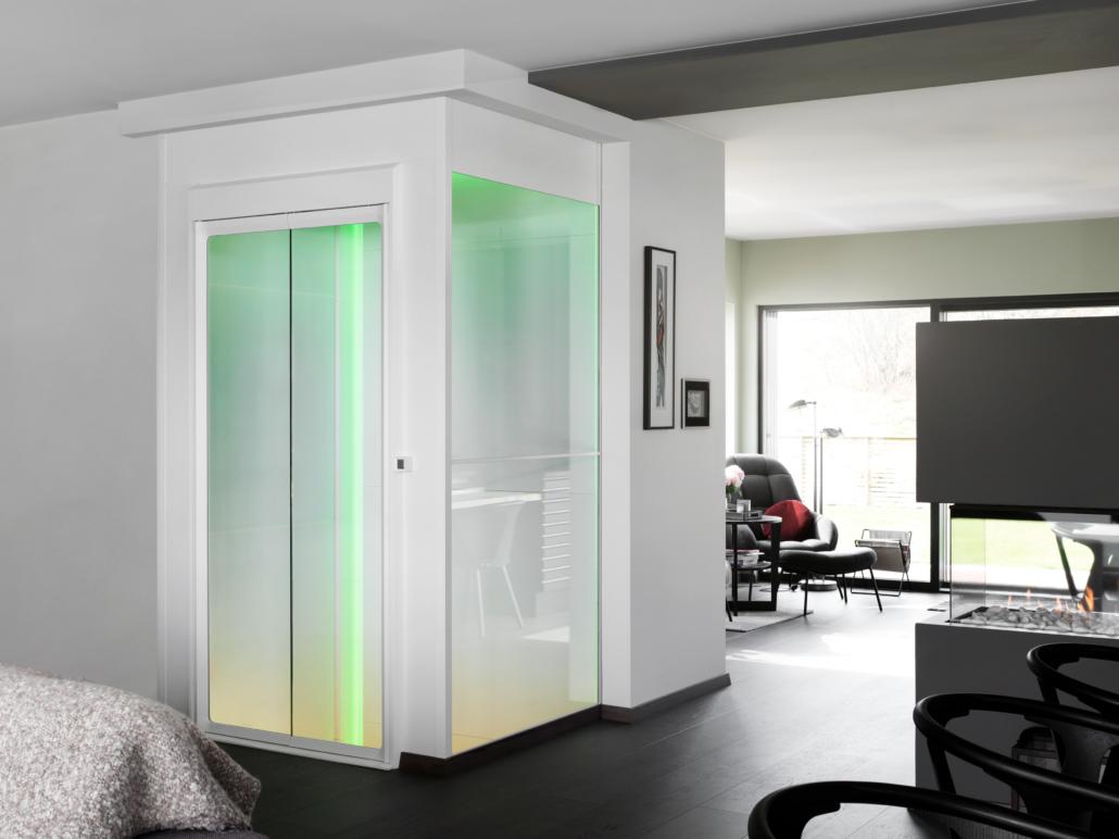 Design-Lift Küche