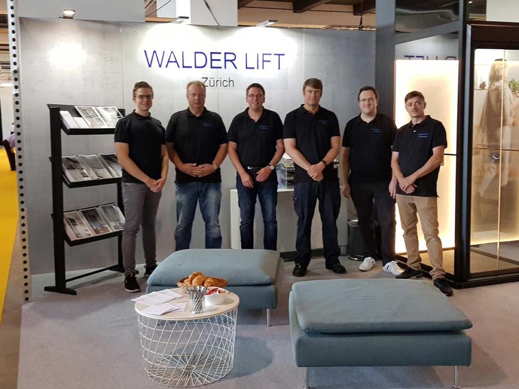 Team Walder Lift