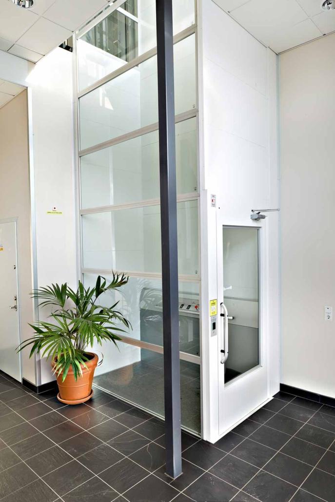Lift für öffentliche Gebäude